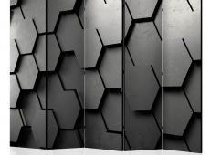 Paraván - Black Gate II [Room Dividers]